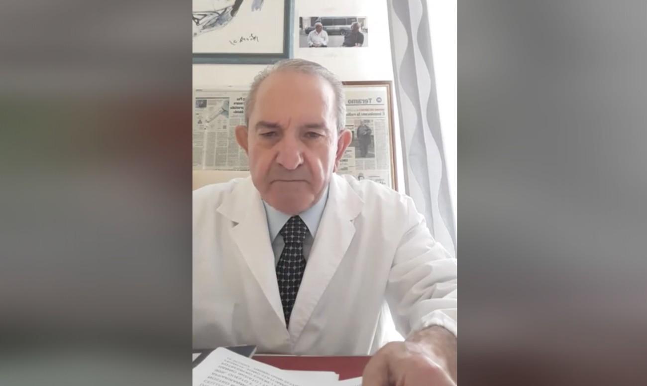 Roberto Petrella torna a parlare di Covid-19: come un video pieno di informazioni false è stato diffuso a livello internazionale
